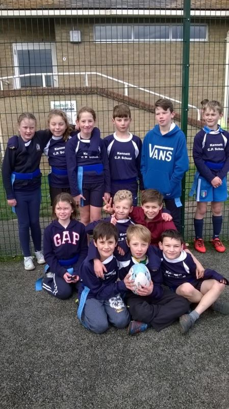 Tag Rugby Team